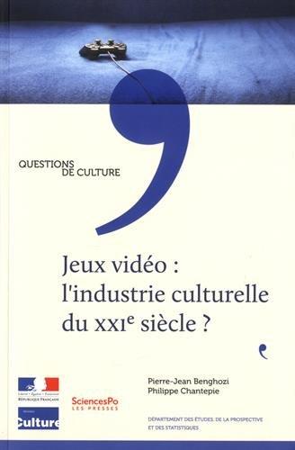 Jeux vidéo : l'industrie culturelle du XXIe siècle ?