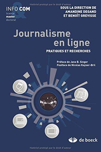 Journalisme en ligne