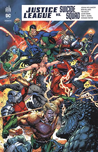 Justice League Vs Suicide Squad - Tome 0