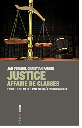 Justice : affaire de classes
