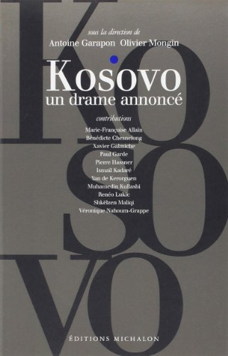 KOSOVO. : Un drame annoncé