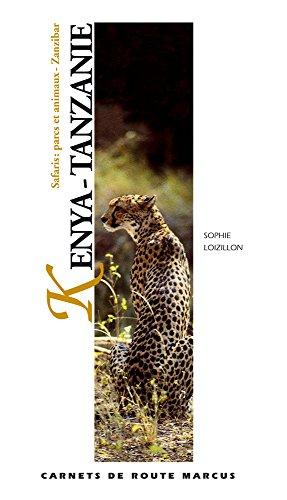 Kenya-Tanzanie - Guide Marcus: Safaris:Parcs et Animaux - Zanzibar