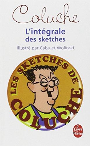 Coluche - L'Intégrale des sketches