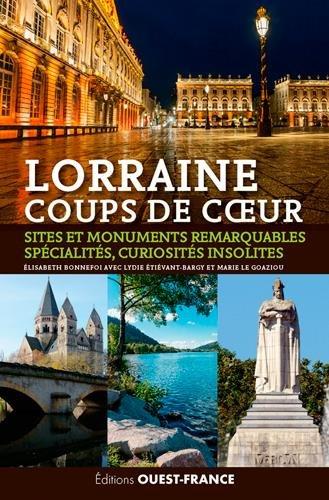 LORRAINE COUPS DE COEUR