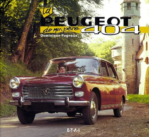 La Peugeot 404 de mon père