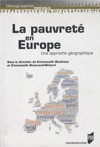 PAUVRETE EN EUROPE