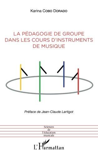 La pédagogie de groupe dans les cours d'instruments de musique