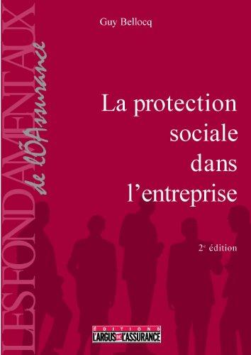 La protection sociale dans entreprise