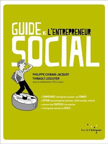 Le Guide de l´entrepreneur social