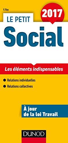Le Petit Social 2017 - Les éléments indispensables: Les éléments indispensables (2017)