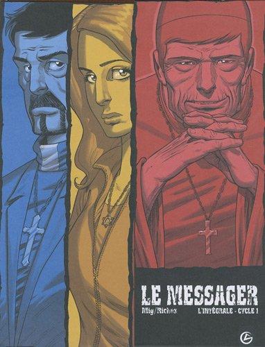 Ecrin Le messager cycle 1 - T01 à T03