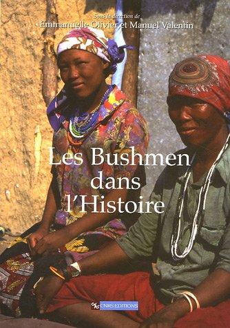 Les bushmen dans l'histoire