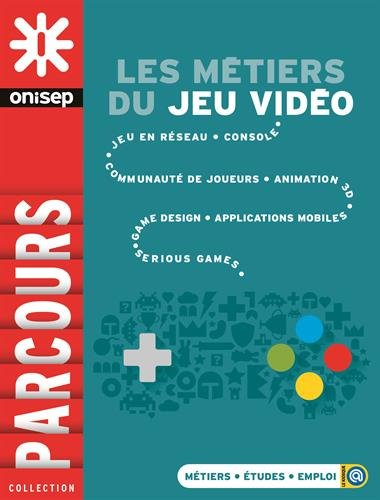 Les Metiers du Jeu Video 2015