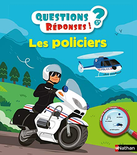 Les policiers - Questions/Réponses - doc dès 5 ans (25)