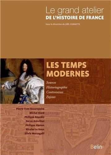 Les temps modernes 1453-1815