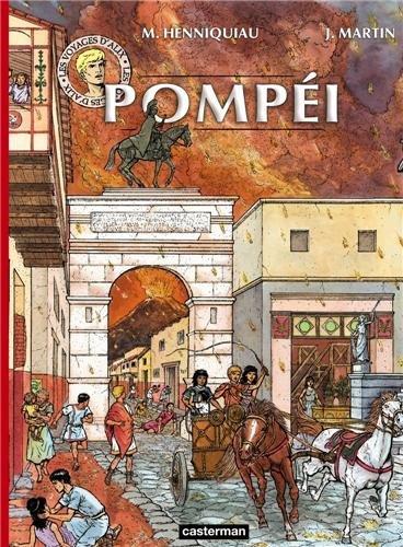 Les voyages d'Alix : Pompéi