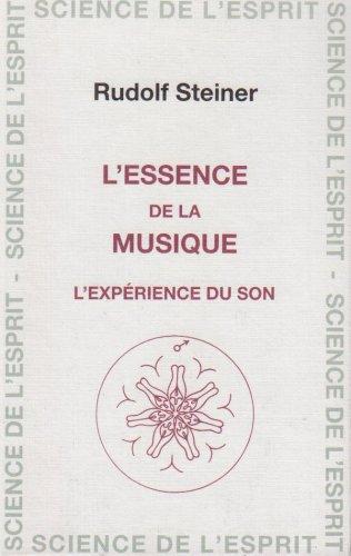 L'essence de la musique