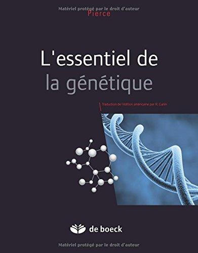 L'essentiel de la génétique