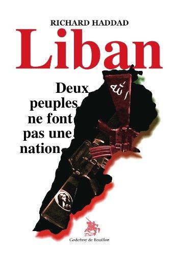 Liban: Deux peuples ne font pas une nation
