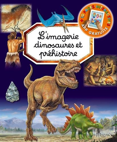 L'imagerie dinosaures et préhistoire (interactive)