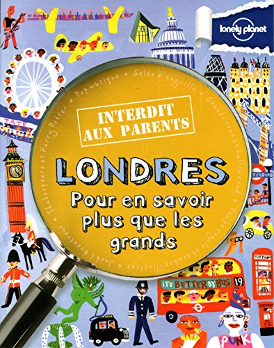 Londres Interdit aux parents - 3ed