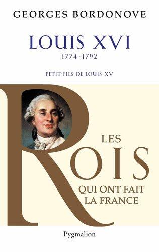 Louis XVI, 1774-1792: Petit-fils de Louis XV