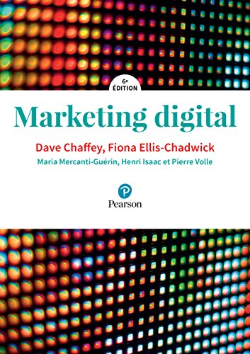 Marketing digital 6e édition