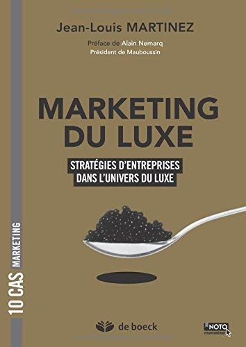 Marketing du luxe : 10 cas de stratégies d'entreprises dans l'univers du luxe