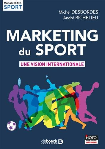 Marketing du sport: Une vision internationale (2018)