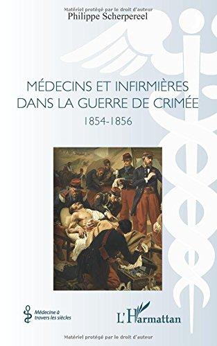 Médecins et infirmières dans la guerre de Crimée: 1854-1856