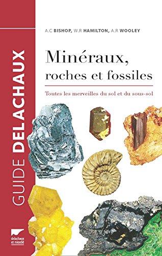 Minéraux, roches et fossiles. Toutes les merveilles du sol et du sous-sol