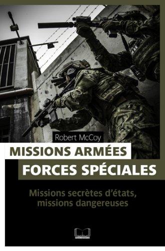 Missions armées forces spéciales
