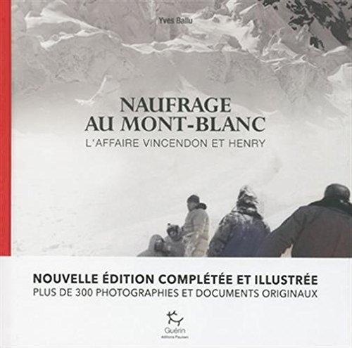 Naufrage au Mont-Blanc