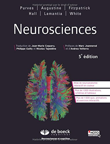 Neurosciences 5e édition