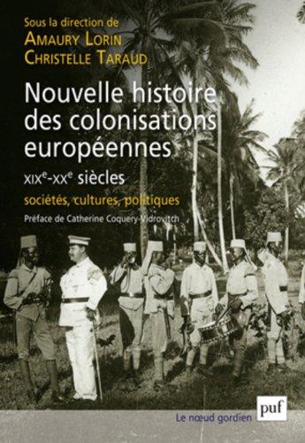 Nouvelle histoire des colonisations européennes