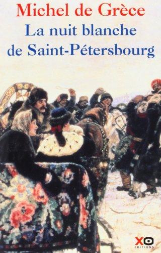Nuit blanche de Saint-Pétersbourg