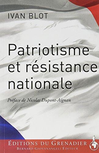 Patriotisme et résistance nationale