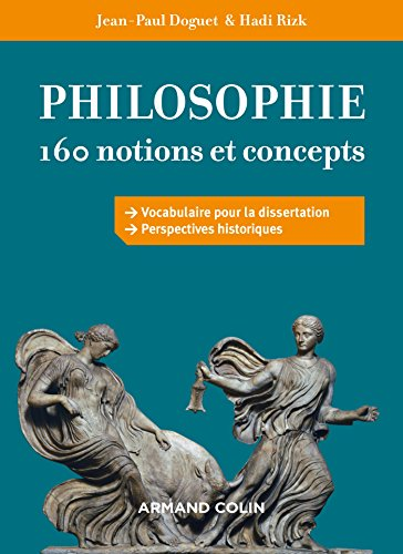 Philosophie : 160 notions et concepts