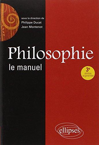 Philosophie le Manuel