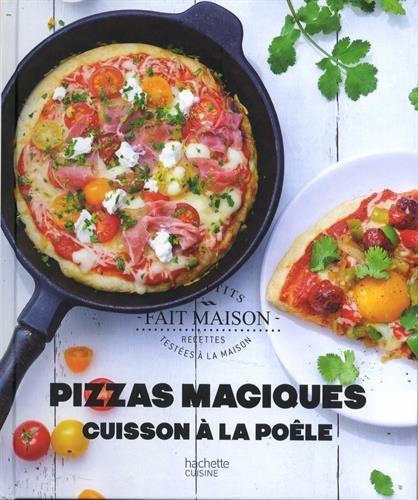 Pizzas magiques: cuisson à la poêle