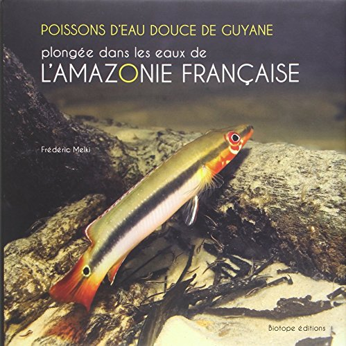 POISSONS D'EAU DOUCE DE GUYANE - PLONGEE DANS LES EAUX DE L'AMAZONIE FRANCAISE