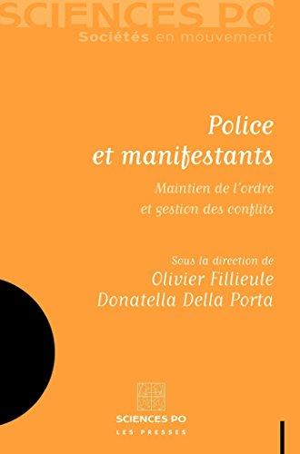 Police et manifestants (Sociétés en mouvement)