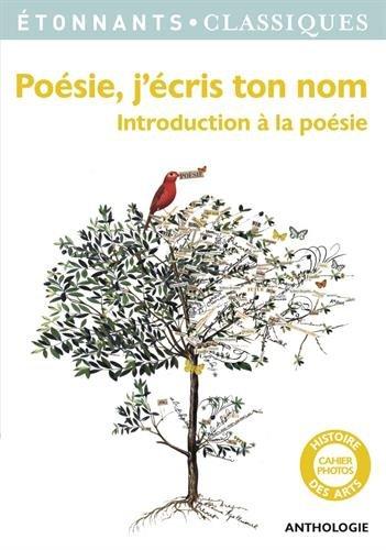 Poésie, j'écris ton nom: Introduction à la poésie