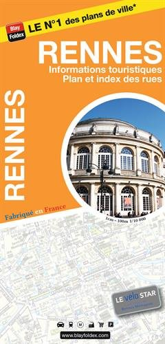 Rennes : 1/10 000