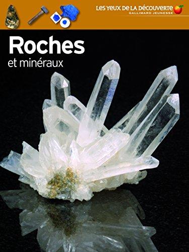 ROCHES ET MINERAUX - Mes Grandes Découvertes - 6/9 ans
