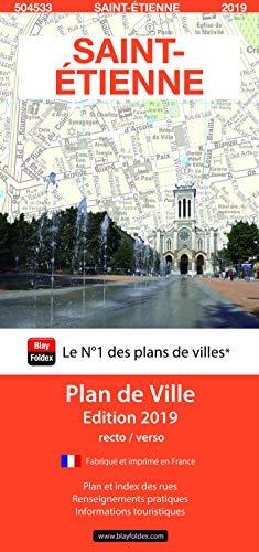 Saint-Etienne : 1/13 000