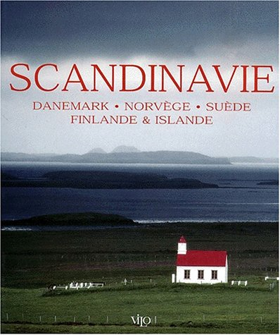 Scandinavie. Danemark, Norvège, Suède, Finlande & Islande