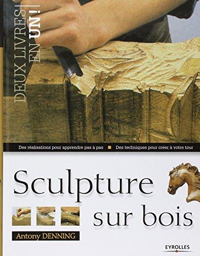 Sculpture sur bois: Des réalisations pour apprendre pas à pas. Des techniques pour créer à votre tour