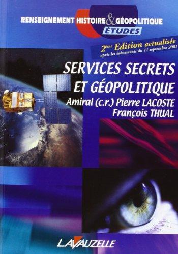 Services secrets et géopolitique