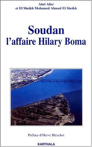 Soudan : L'Affaire Hilary Boma